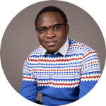 Portrait photo of Michael Junior Samakayi