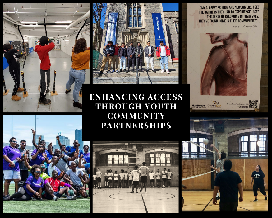 Enhancing Access Through Youth Community Partnerships