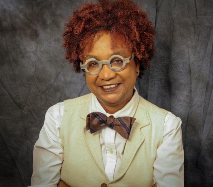 Professor Beverly Bain, Department of Historical Studies at the University of Toronto Mississauga