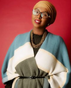 Dahabo Ahmed Omer, Executive Director of the Black North Initiative