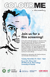 """Colour Me"" Film Screening & Discussion"