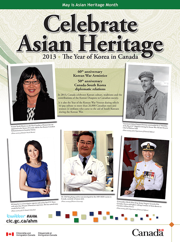 Asian Heritage Month: